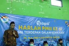 Refleksi Harlah PMII ke 61, IKAPMII Gresik Ajak Alumni Perkuat Jalinan Ukhuwah