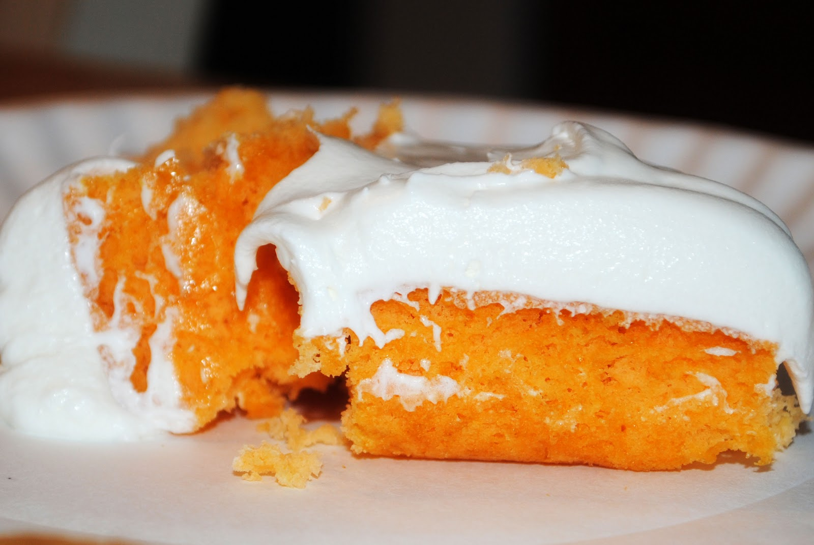 Cake Recipes In Pinterest: It's On The Tip Of My Tongue...: Project Pinterest: Orange