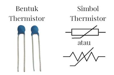 pengertian thermistor