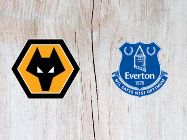 Wolverhampton vs Everton - Highlights - 11 August 2018