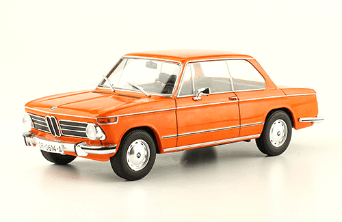 BMW 2002 TII 1971 coches inolvidables salvat