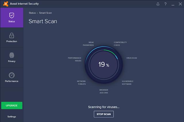 avast internet security full -
