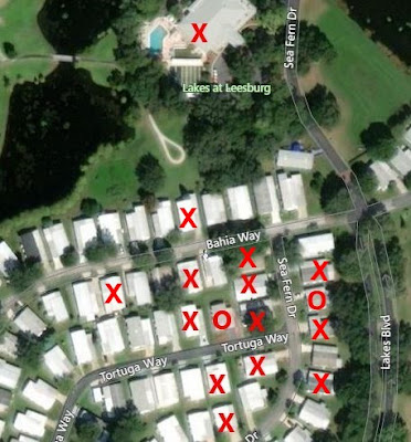 Another Noise Complaint in Senior Park Nearby
