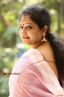 Actress Raasi Latest Pos in Saree at Lanka Movie Interview  0178.JPG