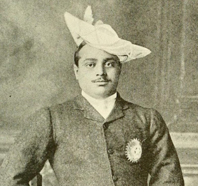 Maharaja Madho Rao Scindia of Gwalior with the Star of India