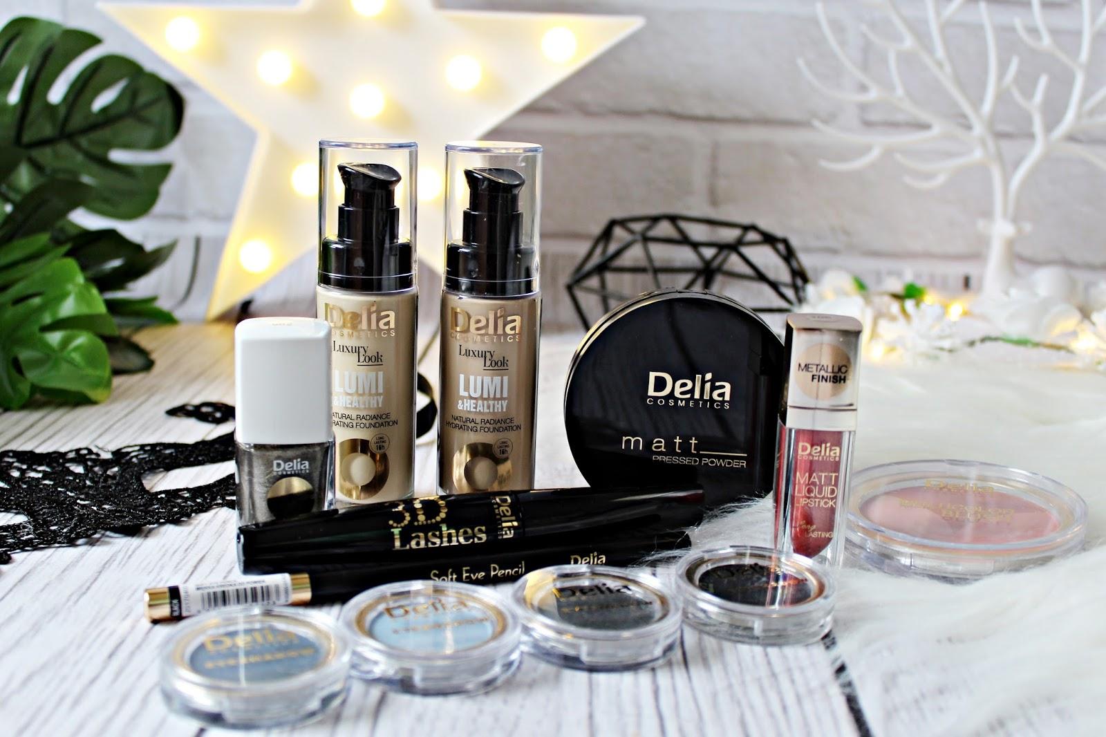 Kolorówka od DELIA cosmetics