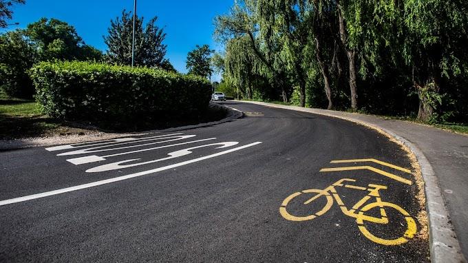 ITM: épül a Budapest-Balaton kerékpárút