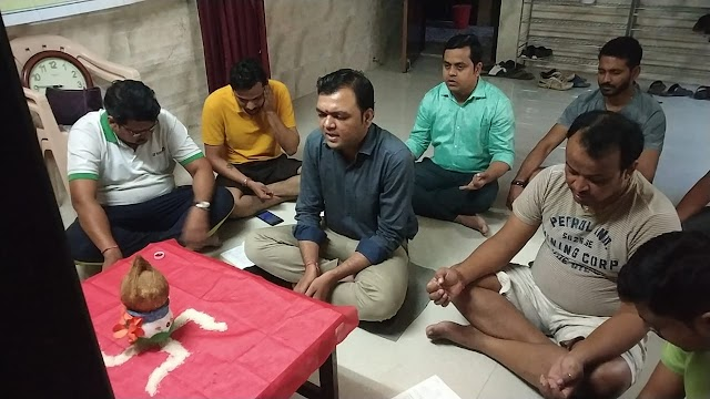 जैन संस्कार विधि के बढ़ते चरण : मीरारोड, मुम्बई