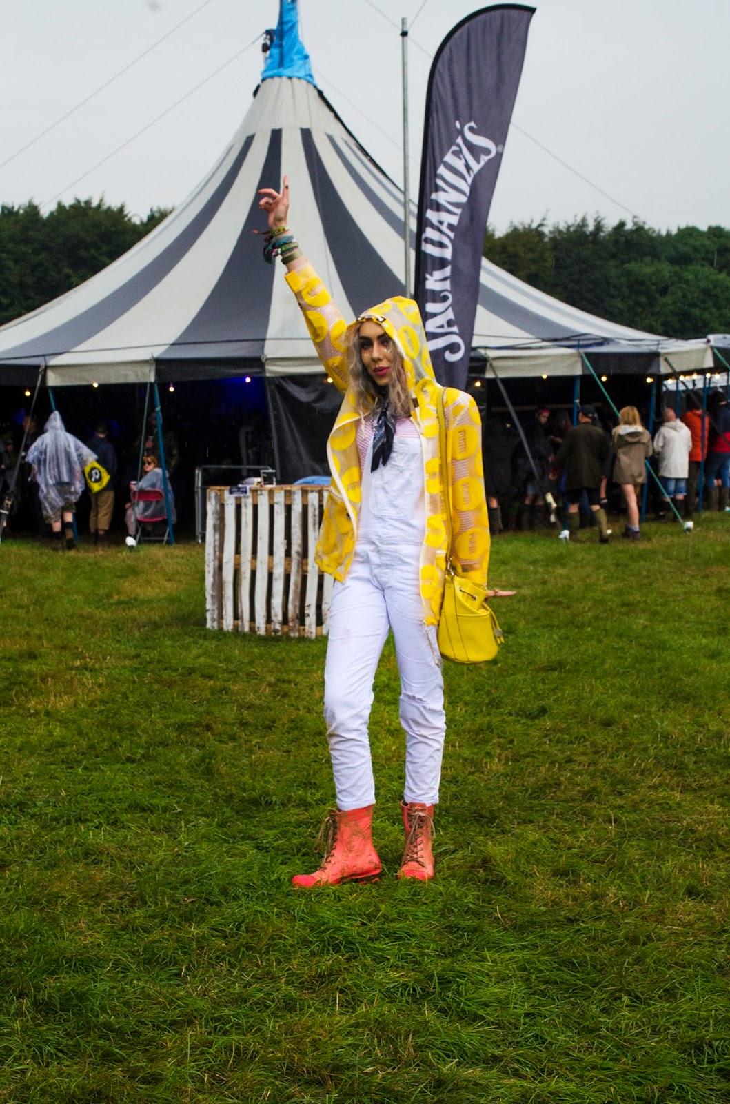 Stephi LaReine leeds festival outfit