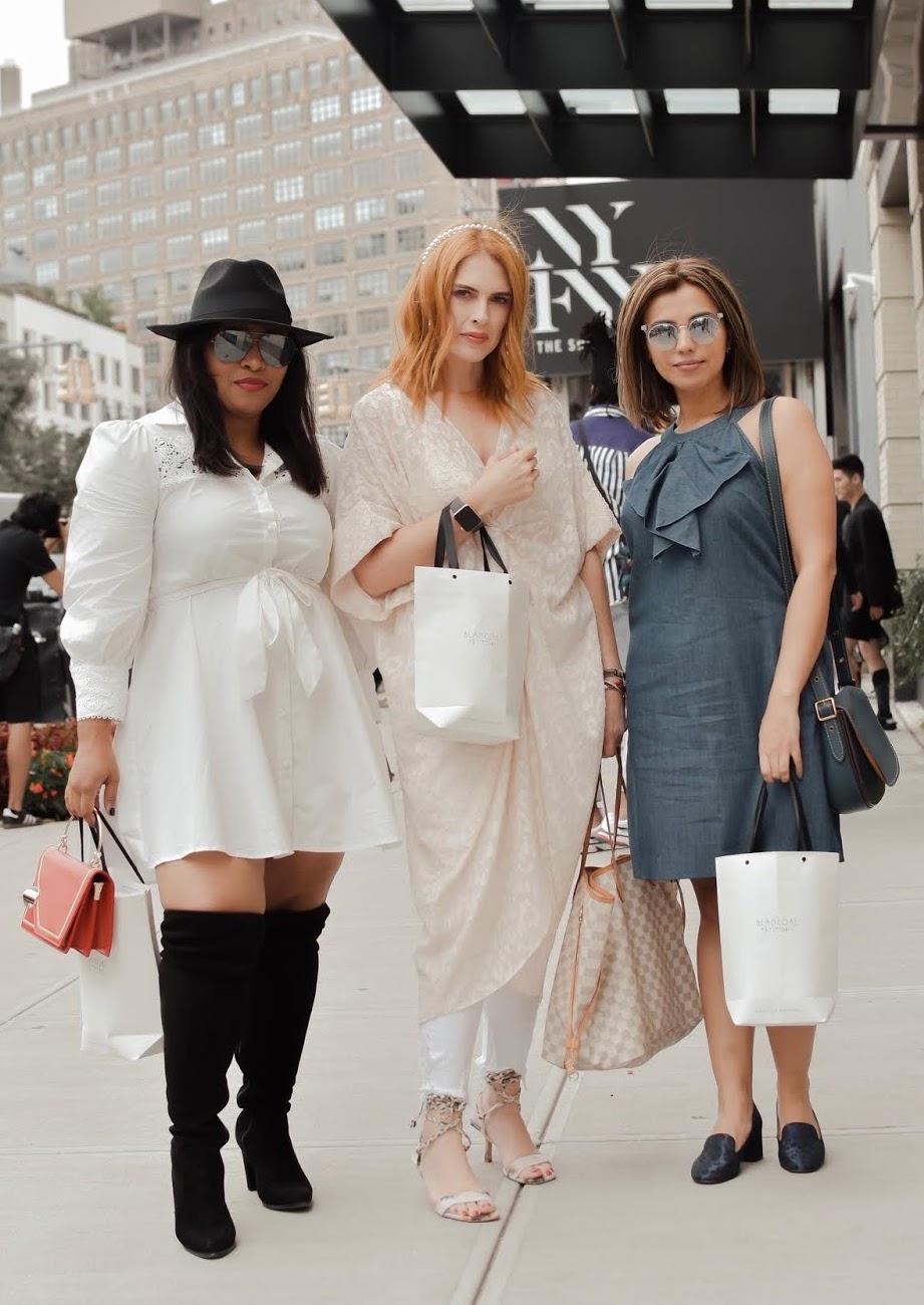 Blancore NYFW Spring/Summer 2020 by Mari Estilo