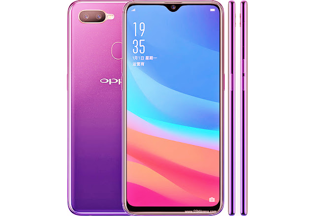 OPPO A7x Smartphone Full Specification and Price