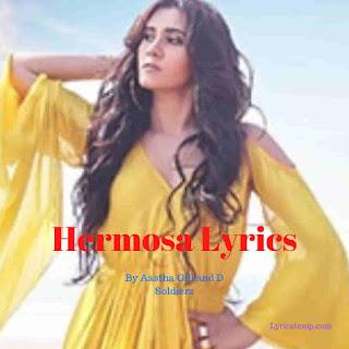 Hermosa Lyrics | Aastha Gill | D Soldierz | Lyrics Temp