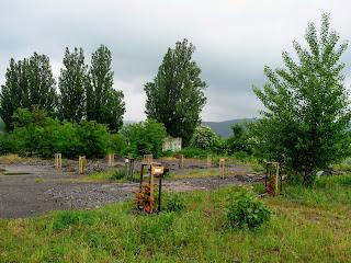 Замок Сент-Миклош. Парк