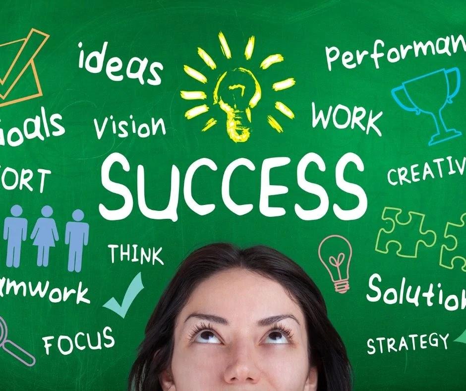 goal Redefine success goal