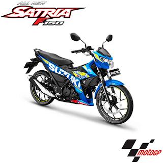 Kredit Motor Suzuki Satria FU Moto-GP Edition