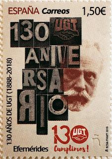 130 AÑOS DE LA UGT