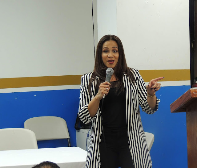 Sarah L. Machado llama a los padres a prestar más atención al comportamiento de los hijos