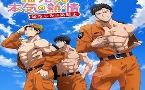 Yubisaki kara no Honki no Netsujou: Osananajimi wa Shouboushi 06/?? [Sub-Español][MEGA-MF-GD][HD-FullHD][Online]
