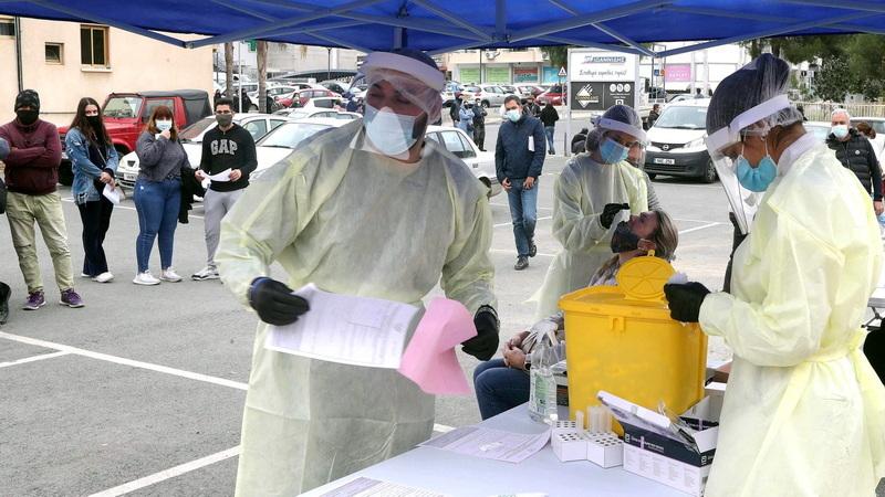 Δωρεάν rapid tests Covid-19 στην Ορεστιάδα