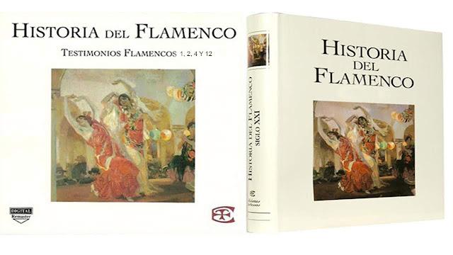 Tío Borrico de Jerez, HISTORIA DEL FLAMENCO / TESTIMONIOS FLAMENCOS - TARTESSO 1995