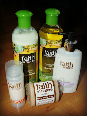 vegan toiletries