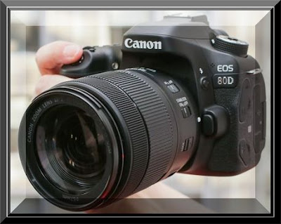 Canon EOS 80D Connection To Smartphone