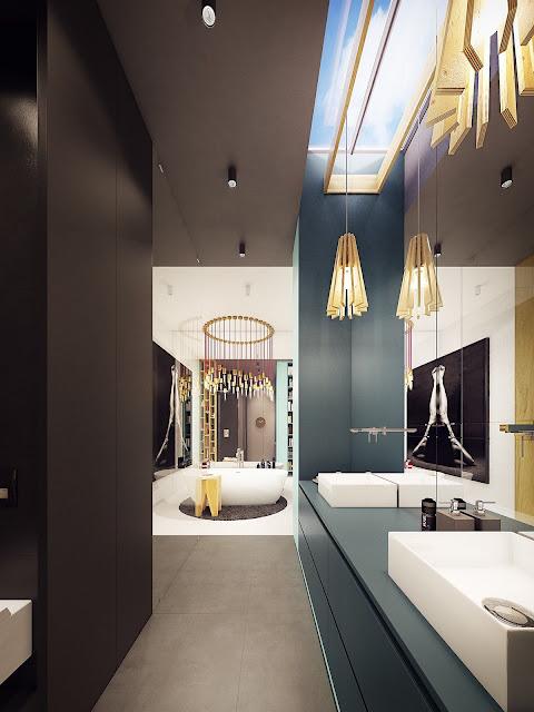Pop Design Bathroom