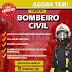 Curso de formação de bombeiro civil abre inscrições para Desterro e região