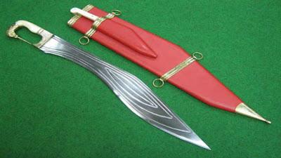 Κοπίδα: Ένα φονικό όπλο των αρχαίων Ελλήνων l