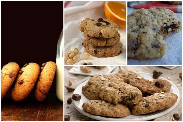 Keks sa komadićima čokolade - chocolate chip cookies