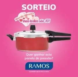Promoção Alumínio Ramos 2020 Concorra Panelas de Pressão Presentear Mãe