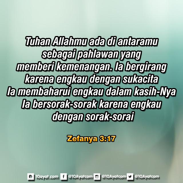 Zefanya 3:17