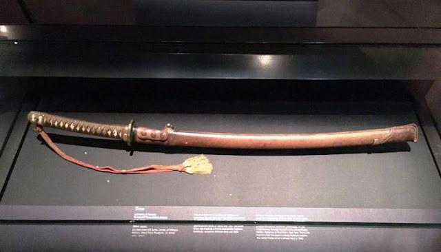 Pedang Tomoyuki Yamashita