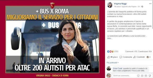 Più bus ed autisti per tutti...