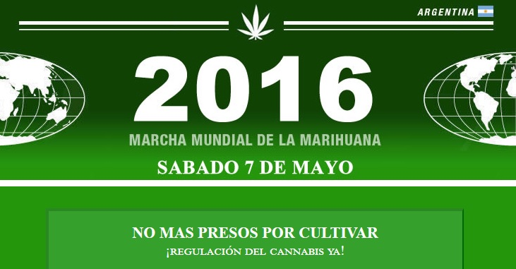 Marcha Mundial de la Marihuana 2016