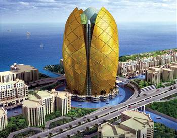 All About The Famous Places Famous Hotels In Dubai