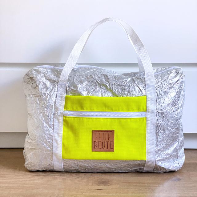 Kannste Knicken Tasche aus Tyvek