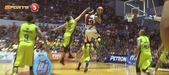 PBA Top 5 Plays of the Week (VIDEO)