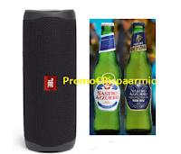 Logo Concorso ''Nastro Azzurro live - in Moderna'' : vinci 156 speaker JBL Flip 5