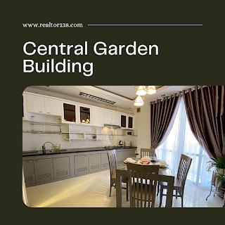 thuê căn hộ 2phòng ngủ central garden building