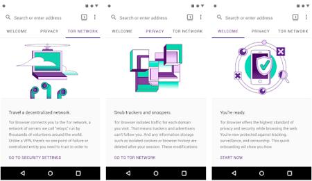 الان يمكنك تحميل متصفح Tor على الاندرويد لتصبح مخفي وتحافظ على خصوصيتك على الانترنت