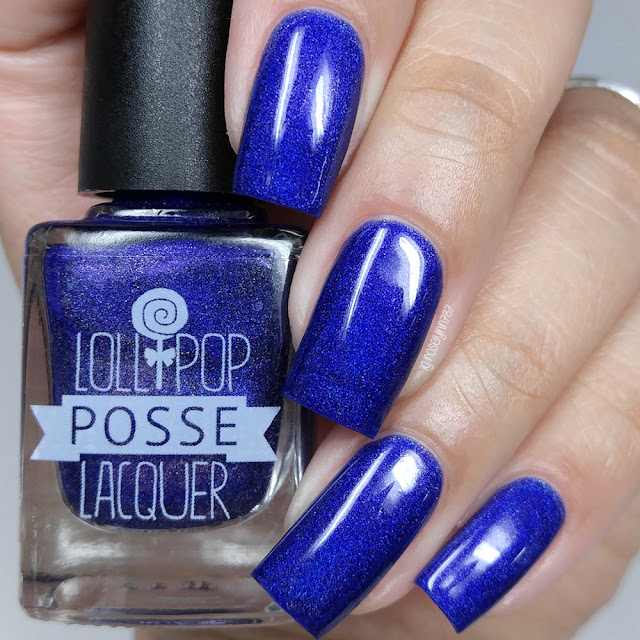 Lollipop Posse Lacquer - Scathed Enough in Her Time