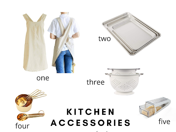 EVERYDAY KITCHEN ACCESSORES FROM AMAZON