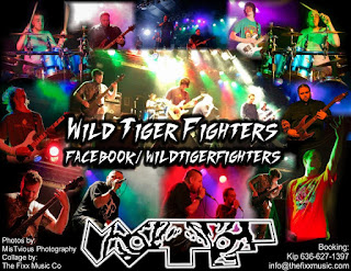 Kip Batiz, Wild Tiger Fighters, #KipBatiz, #FixxFam