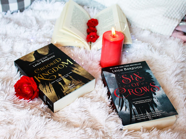 Six of Crows (Vrania šestka) + Crooked Kingdom - Leigh Bardugo