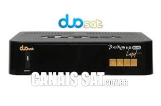 Duosat Prodigy HD Nano Limited Atualização V3.1 - 11/06/2021