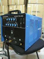 Mesin Las ACDC Tig Karawang - Mesin Las ACDC Argon Karawang - Stahlwerk ACDC Tig 200 Karawang