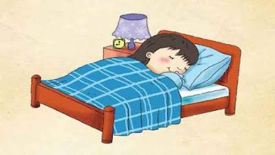 Salah Faham Mengenai Tidur - Qailullah