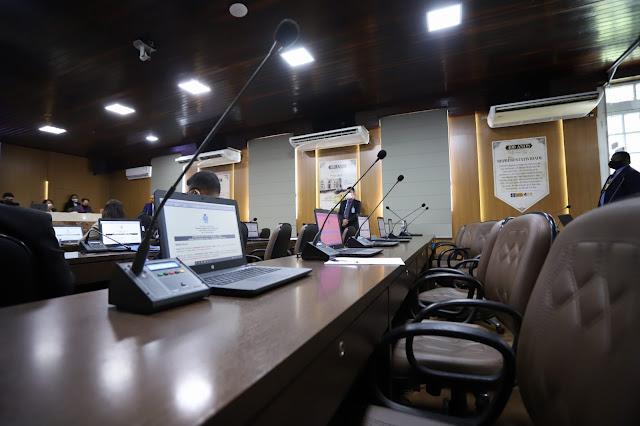 Câmara de São Luís vota LDO nesta quarta-feira, última sessão antes do recesso