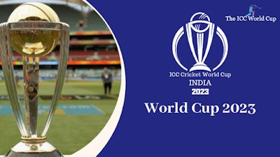 ICC Cricket Worldcup 2023 Venue